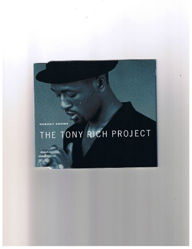 tony rich project Listen to the biggest hits from the tony rich project, including nobody knows, fade away, breaking glass, and more check it out on slacker radio, on free internet stations like smooth jazz, classic soft hits, nothing but love songs too.