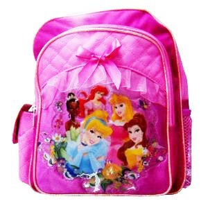 8cd8dc5ee858 Image Unavailable. Image not available for. Color  Disney Princess Backpack  - 12in Royal princess Small Backpack