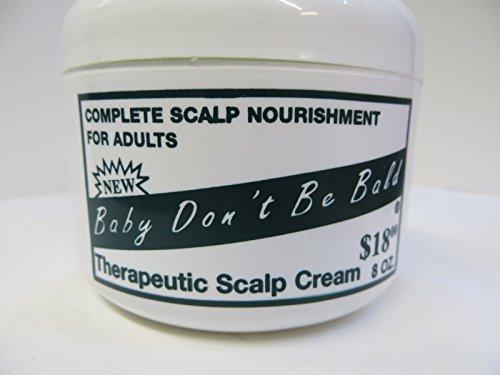 Therapeutic Scalp Cream 8 Oz.