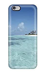 Awesome Case Cover/iphone 6 Plus Defender Case Cover(maldives Holiday) hjbrhga1544