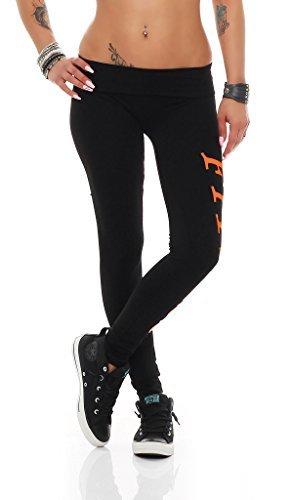 ZARMEXX Fashion - Medias deportivas - para mujer 1854_orange