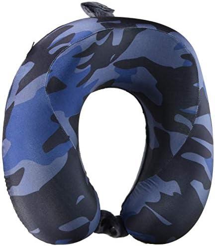 低反発枕 ネックピロー 携帯まくら TRC7044
