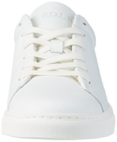 Fred De La Bretoniere Damer Sneaker Læder Hvid (hvid) DP9L0k