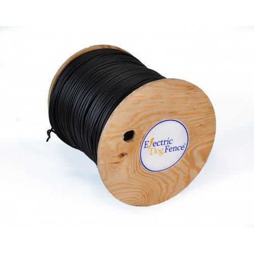 16 Gauge AWG Electric Dog Fence Wire | In-Ground Perimeter Boundary Wire | Heavy Duty Solid Copper Core | 4000 FT | 15 Acres Coverage Area by Extreme Dog Fence