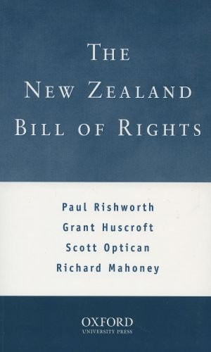 The New Zealand Bill of Rights