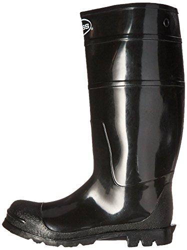 Boss 2KP200112 Men's Black Rubber Boot