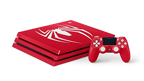 PlayStation 4 Pro 1TB Limited Edition Console - Marvel's Spider-Man Bundle [Discontinued] 5