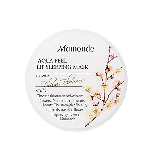 [Mamonde] Aqua Peel Lip Sleeping Mask 20g