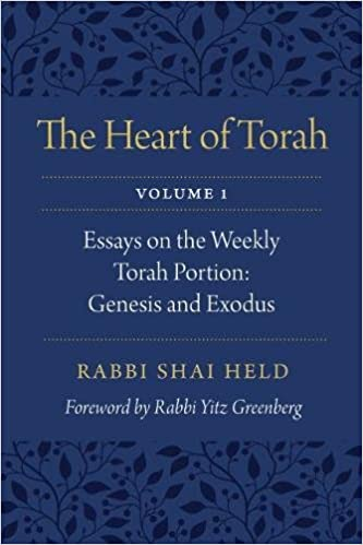 the heart of torah volume essays on the weekly torah portion  the heart of torah volume 1 essays on the weekly torah portion genesis and exodus rabbi shai held rabbi yitz greenberg 9780827612716 com