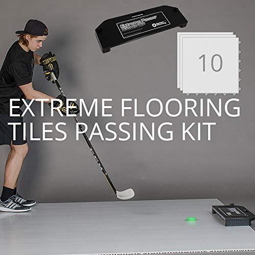 Better Hockey Extreme Flooring Tiles Passing Kit - Shooting & One-Timer ()
