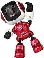 Alt Verano eléctrico Mini Robot, Teléfono móvil soporte Robot de ...