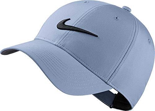 Unisex Nike Legacy Golf Cap, Adjustable & Lightweight Hat for Men and Women, Indigo Fog/Anthracite/Black