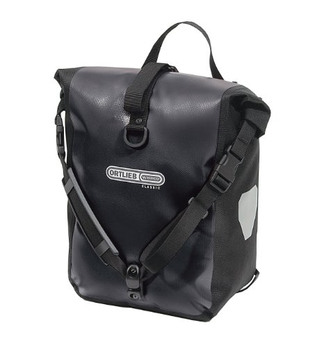 Ortlieb Front Roller Classic Bag - Pair Black, One Size -  ORT.F630