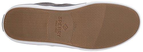 Sperry Top-sider Mens Striper Ii Cvo Washed Sneaker Nero