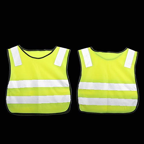 otgo-high-visibility-reflective-safety-children-waistcoat-vest-grey-reflective-strips-traffic-clothes-green