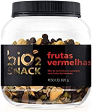 Snack Frutas Vermelhas Bio2 820G