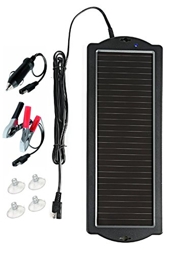 Solar Energy Battery Charger - 4