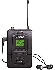 Audio2000'S AWR6305U5 In-Ear Audio Monitor Receiver