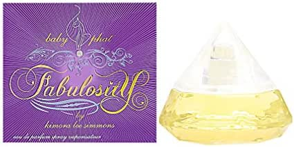 Baby Phat Fabulosity by Kimora Lee Simmons For Women. Eau De Parfum Spray 3.4-Ounces