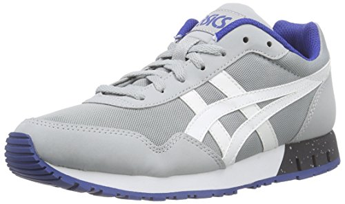 Asics Curreo, Baskets Basses Mixte Adulte, White Gris (light Grey/white 1301)