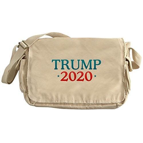 CafePress - Donald Trump - 2020 - Unique Messenger Bag, Canvas Courier Bag by CafePress