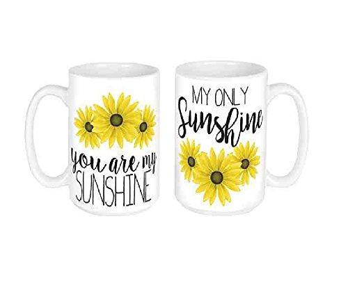 Carson Sunshine 2-piece Mug Set