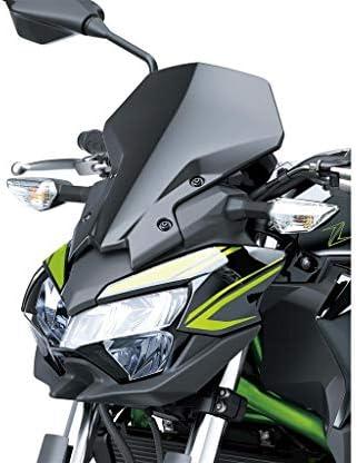 Kawasaki Z650 Windschild Getönt Meter Cover Smoke Ab Modelljahr 2020 Auto