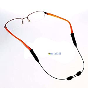 OKOKMALL US--Glasses Strap Neck Cord Sports Eye glasses Band Sunglasses Rope String Holder