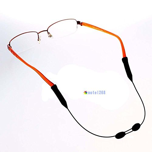 OKOKMALL US--Glasses Strap Neck Cord Sports Eye glasses Band Sunglasses Rope String - Sunglasses Ryan
