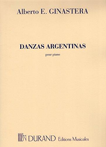 Ginastera: Danzas Argentinas pour Piano