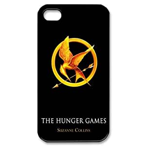 Movie The Hunger Games Hard Anti-slip Back Protect Custom Cover Case for iPhone 4 4G 4S DPC-20558 (1)