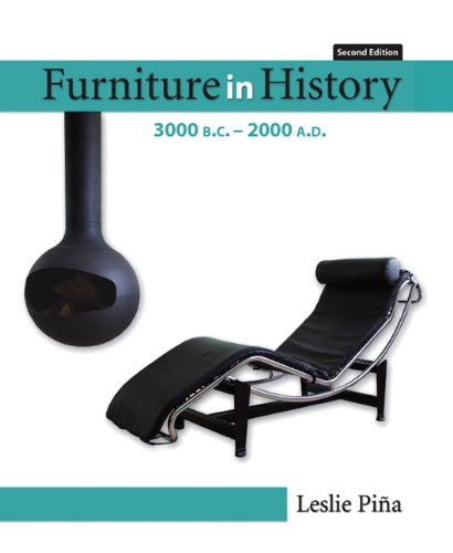 Furniture in History: 3000 B.C. - 2000 A.D (2nd Edition) by Pearson