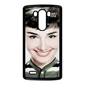 LG G3 Black Audrey Hepburn phone cases&Holiday Gift