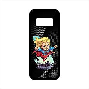 Fmstyles - Samsung Note 8 Mobile Case - Superwomen Flying Case