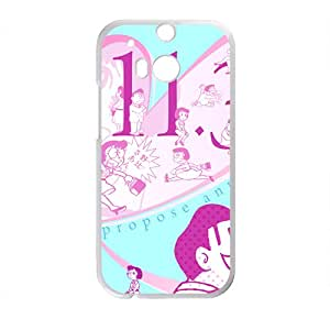 Personalized Guitar Pick Custom White Phone Case For HTC M8