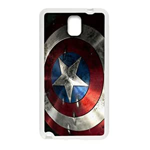 Captain America Shield Brand New And Custom Hard Case Cover Protector For Samsung Galaxy Note3 Kimberly Kurzendoerfer