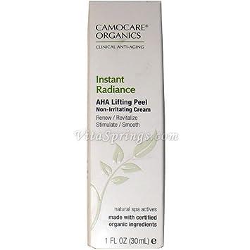 Camocare Anti Aging Instant Radiance Aha Lifting Peel Cream - 1 Fl Oz Voesh Pedi 4 in 1 Jasmine Soothe Detox