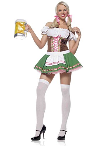 Leg Avenue Beer Stein Purse Costume Accessory, Gold, One (Beer Purse)