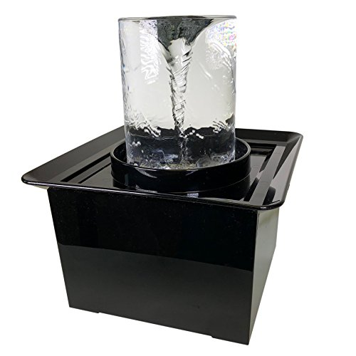 (Quox Creek Vortex Fountain, Tabletop Size)