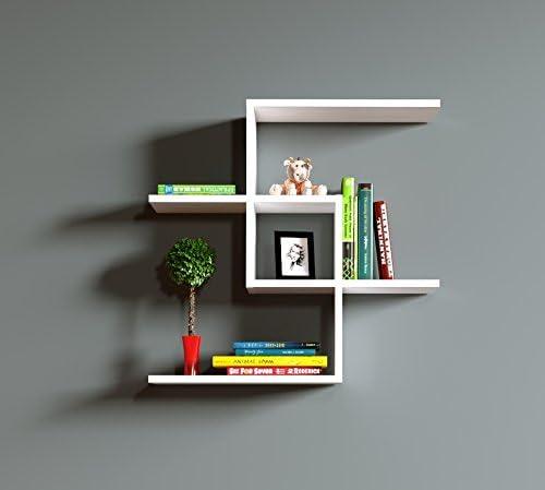 Amato CHAIN Mensola da muro - Mensola Parete - Mensola Libreria BJ02