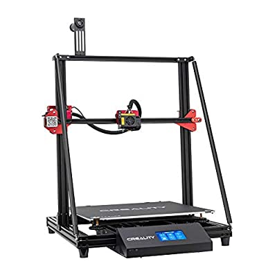 Official Creality CR-10 Max 3D Printer with BL Touch, Touch Screen, Large Build Volume 3D Printer 450mmx450mmx470mm with Bondtech Extruder Gears