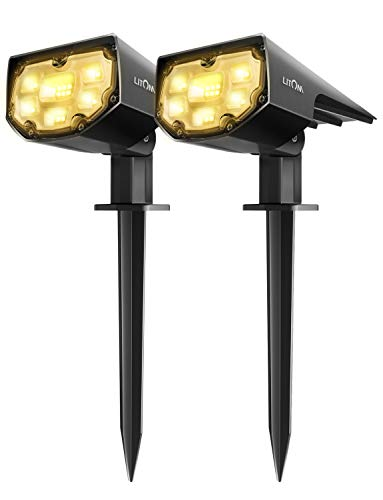 LITOM 12 LEDs Solar