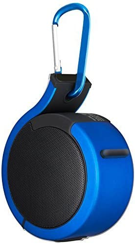 Premium Mini Bluetooth Speaker Portable by BOOMER VIVI Loud Voice with Subwoofer, Up to 8 hrs, Pocket Size for for Apple iPhone 7 6 6 Plus 5s 5c 5, Samsung Galaxy S6 S5 S4 , Motorola, HTC Blue