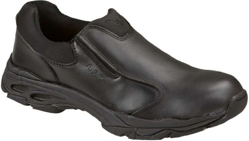 6520 Shoes 804 Black Mens 15 ASR Slip Work Athletic On W CT Thorogood 7Fg5xqPwn