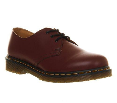 Dr. Martens, Stivali uomo xxx Rosso (Cherry Leather)