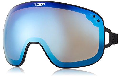 Spy Optic Bravo Lens, Happy Bronze with Dark Blue Spectra - Optic Spy Lenses Replacement