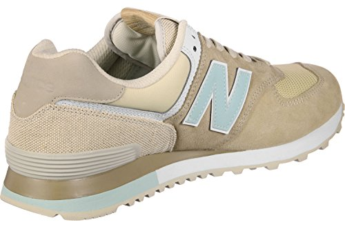 New Balance ML574 Schuhe Beige