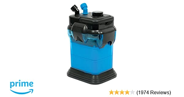 Amazon.com : Penn Plax Cascade 500 GPH Canister Filter : Aquarium Filters : Pet Supplies
