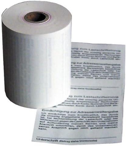 Veit 20990028 Addirollen Additionsrolle 57 x 60 x 12 mm weiß