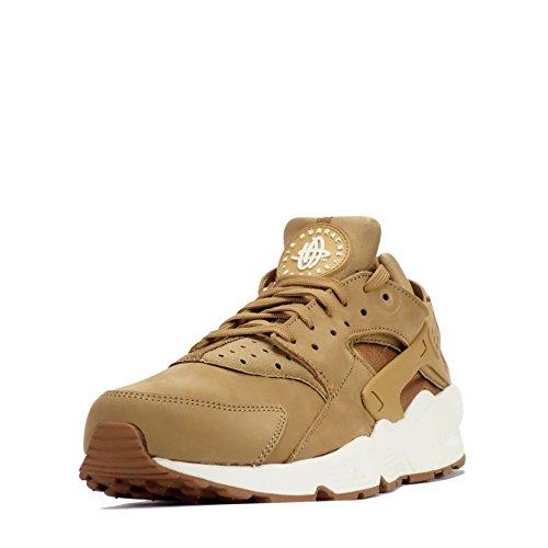 Nike Air Huarache 318429 202 Vlas / Zeegroen / Bruin (12)